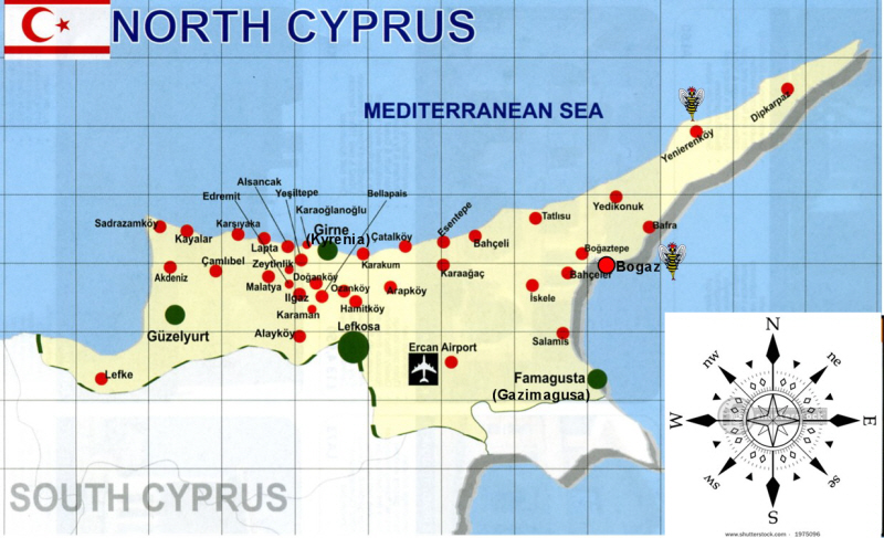 BUYING PROPERTY ABROADPLACES TO LOOK IN NORTHERN CYPRUS