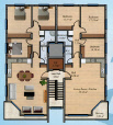 Cyprus apartments plan